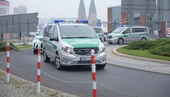 Nowe samochody w polsko-niemieckich placówkach straży granicznej - zdjęcie nr 15