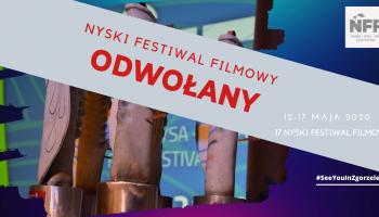 Nyski Festiwal Filmowy 2020 odwołany