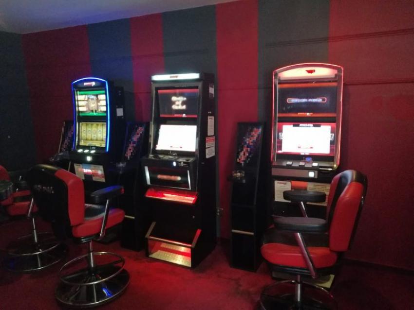 Automaty do gier hazardowych / fot. KPP Zgorzelec