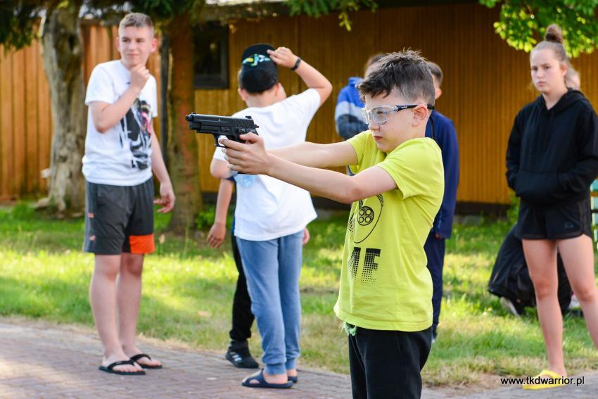 Obóz letni zgorzeleckich taekwondzistów - zdjęcie nr 60