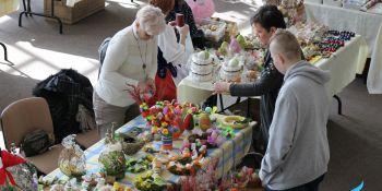Wielkanocny Jarmark Rękodzieła w Jerzmankach - zdjęcie nr 4