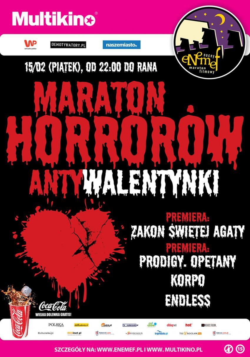 ENEMEF: Maraton horrorów - ANTYWALENTYNKI