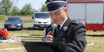 Gminne zawody sportowo-pożarnicze w Radomierzycach - zdjęcie nr 1
