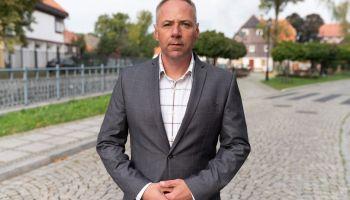 Grzegorz Kina - kandydat na burmistrza Bogatyni