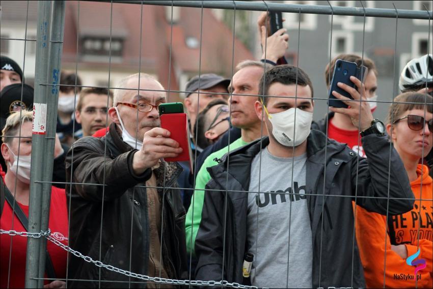 Protesty na polsko-niemieckiej granicy. Pracownicy transgraniczni domagają się otwarcia granic - zdjęcie nr 43