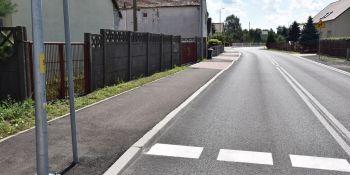 Zakończyła się budowa chodnika w Jędrzychowicach - zdjęcie nr 5