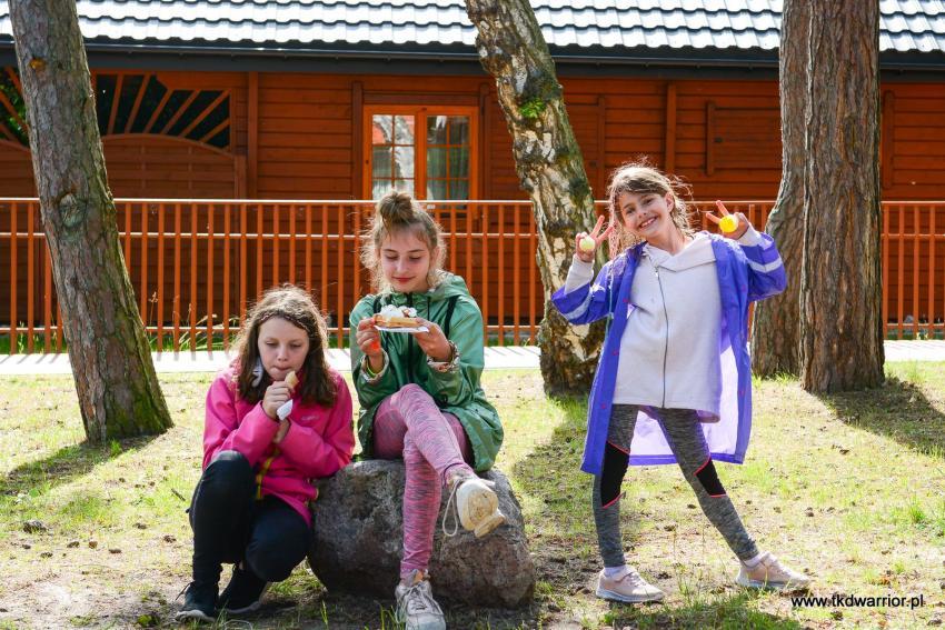 Obóz letni zgorzeleckich taekwondzistów - zdjęcie nr 52