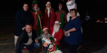 Mikołaj odwiedził gminne miejscowości - zdjęcie nr 14