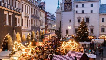 Śląski Jarmark Bożonarodzeniowy 2019 w Görlitz / fot.: Kulturservice Görlitz, Axel Lange, Nikolai Schmidt