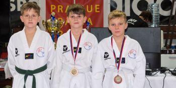 Medalowe starty zgorzeleckich taekwondzistów - zdjęcie nr 21