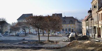 Przebudowa rynku w Zawidowie. Zobacz, jak przebiegają prace! - zdjęcie nr 7