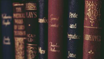 Książki / zdjęcie ilustracyjne