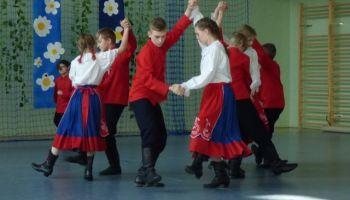 Zespół Pieśni i Tańca Lusatia / fot. Szkoła Podstawowa w Osieku Łużyckim