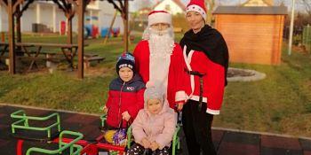Mikołaj odwiedził gminne miejscowości - zdjęcie nr 7