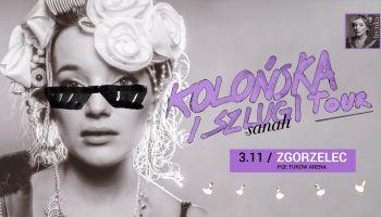Koncert Sanah w Zgorzelcu: termin, miejsce, bilety
