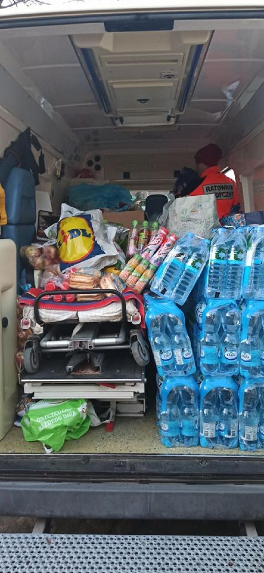 Mieszkańcy powiatu zgorzeleckiego pomagają tym, którzy utknęli na granicy!
