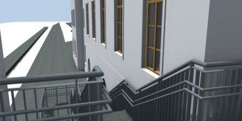 Tak będzie wyglądał dworzec kolejowy w Węglińcu po przebudowie. Zobacz wizualizację! - zdjęcie nr 9