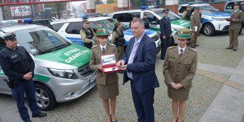 Nowe samochody w polsko-niemieckich placówkach straży granicznej - zdjęcie nr 12