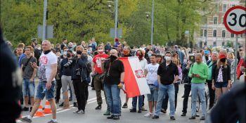 Protesty na polsko-niemieckiej granicy. Pracownicy transgraniczni domagają się otwarcia granic - zdjęcie nr 14