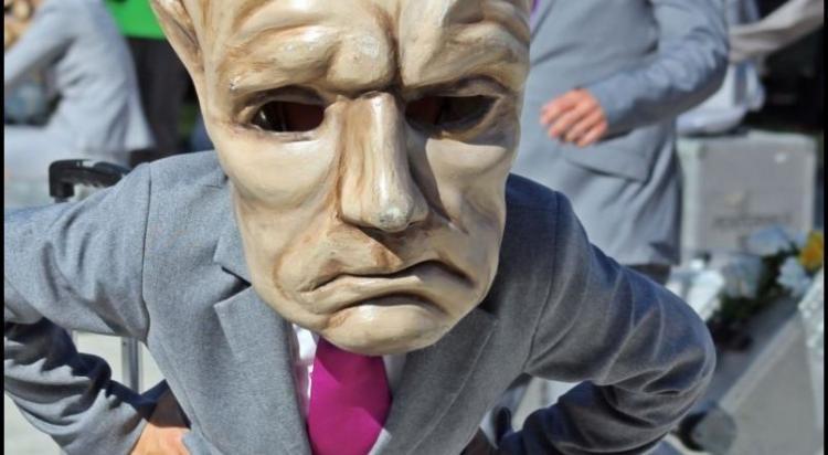 Dzień z życia współczesnego everymana! Krakowski teatr KTO w Zgorzelcu - zdjęcie nr 95