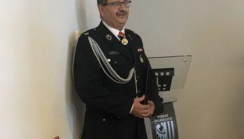 Janusz Droś / fot. Starostwo Powiatowe w Zgorzelcu