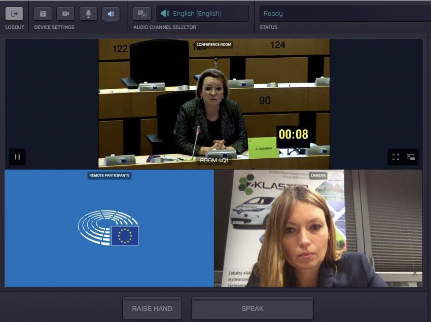 Dyskusja na temat petycji za utrzymaniem działalności Turowa