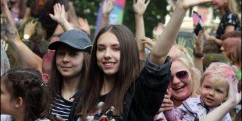 Święto kolorów i sportu w Zgorzelcu! - zdjęcie nr 15