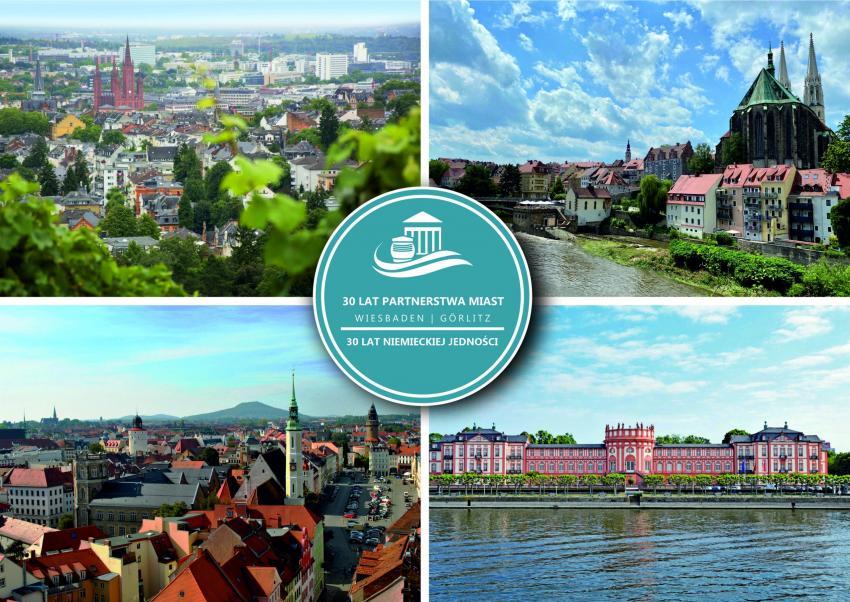 30 lat niemieckiej jedności i 30 lat partnerstwa Görlitz-Wiesbaden