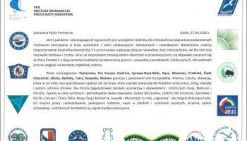 Federacja Euroregionów z apelem w sprawie pracowników transgranicznych