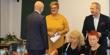 Pierwsza sesja Rady Powiatu Zgorzeleckiego - zdjęcie nr 40