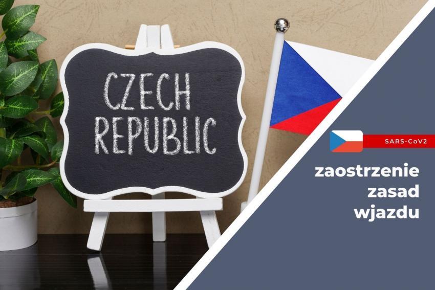Od piątku 9 lipca zmiana zasad wjazdu do Republiki Czeskiej