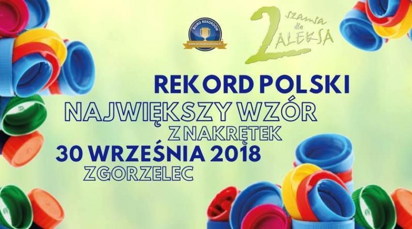 Pomagamy. Bijemy rekord Polski!