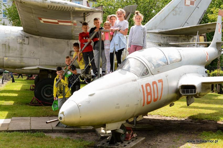 Obóz letni zgorzeleckich taekwondzistów - zdjęcie nr 64