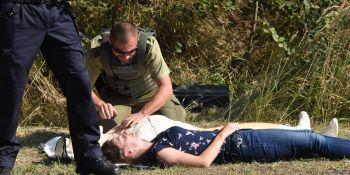 Fotorelacja z polsko-niemieckich ćwiczeń w Ludwigsdorfie - zdjęcie nr 4