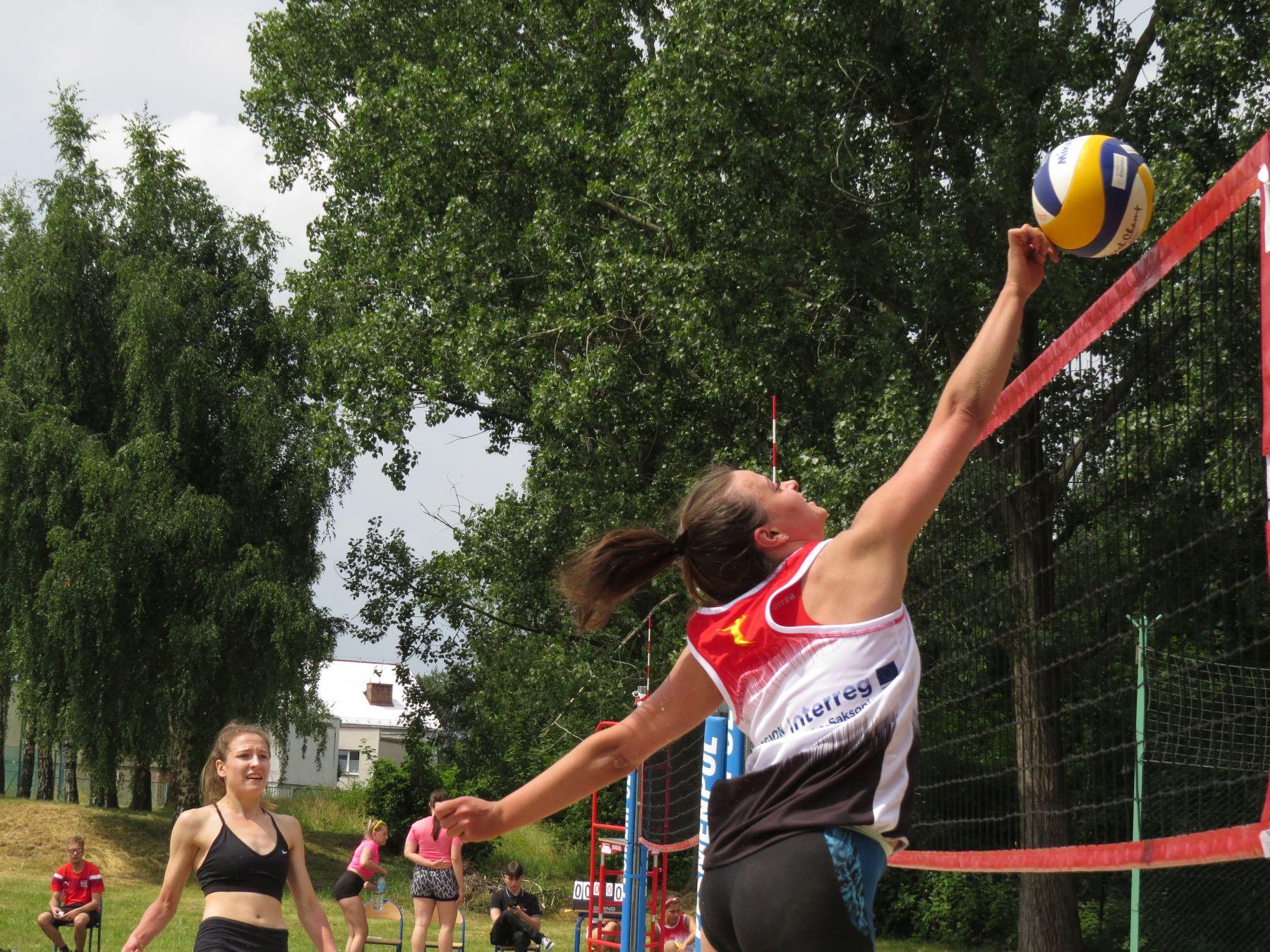 Polsko-Niemieckie Otwarte Mistrzostwa w Piłce Siatkowej Plażowej