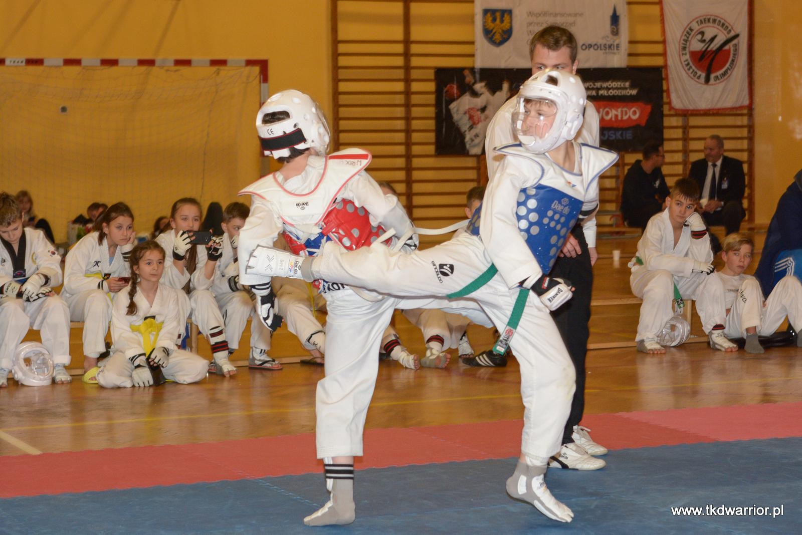 Młodzicy UKS Warrior na medal