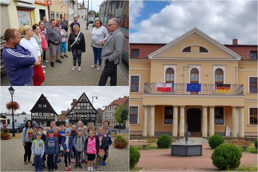 Dzięki współpracy Wójta Gminy Sulików z Gminą Hohendubrau nasze dzieci wyjechały na kolonie do Niemiec