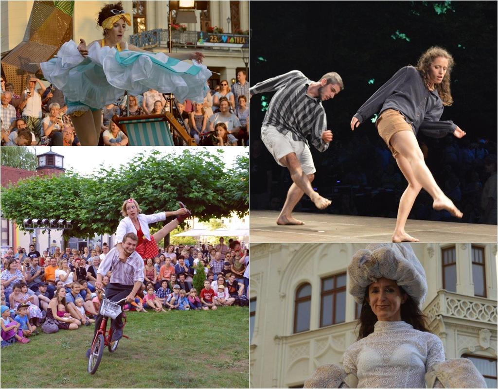 25. Festiwal Teatrów Ulicznych Viathea