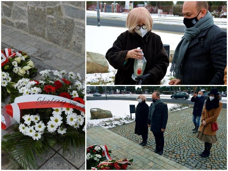W Zgorzelcu i Görlitz uczczono Międzynarodowy Dzień Pamięci Ofiar Holocaustu